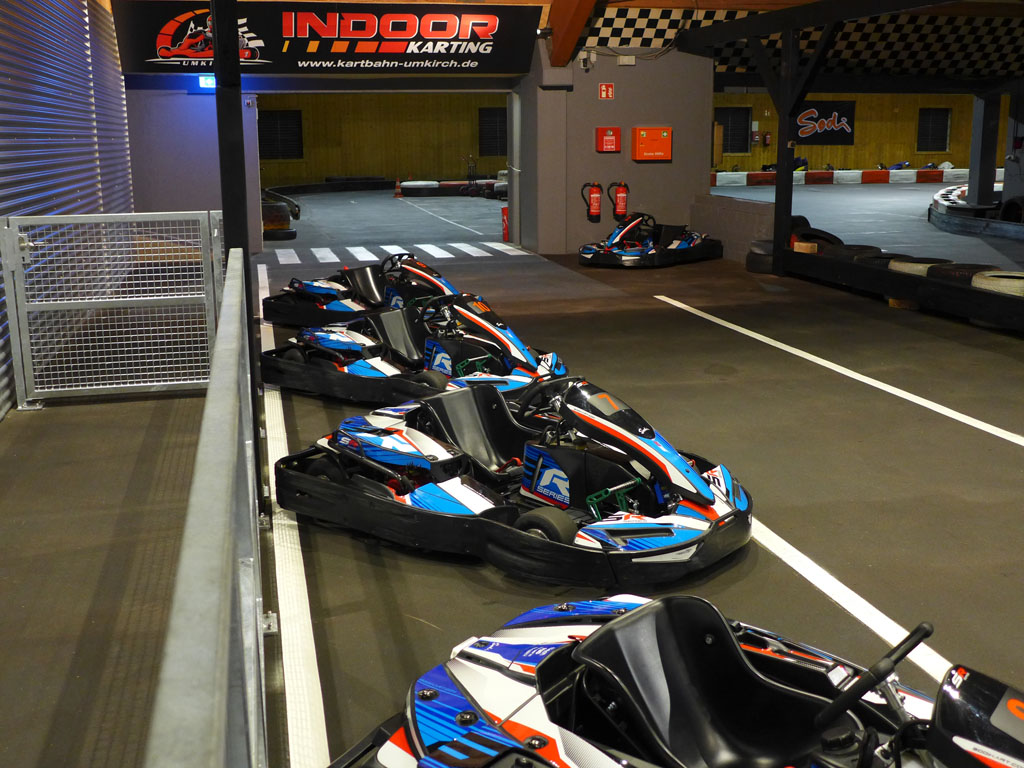 Indoor Karting Umkirch
